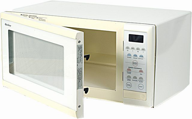 Ge Profile Microwave Paint Is Peeling Off Hunker Microwave