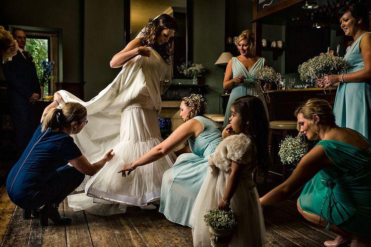 Stanton Manor Wedding � Award Winning Photo