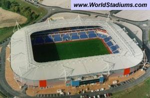 Madejski Stadium, Reading