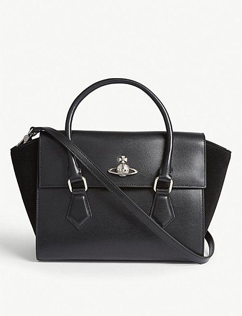13762247cc9e VIVIENNE WESTWOOD Matilda medium leather shoulder bag | Bags in 2019 ...