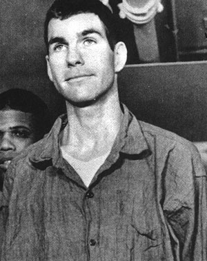 Tex Watson (Charles Denton Watson) Killed 7 people for  Charles Manson.