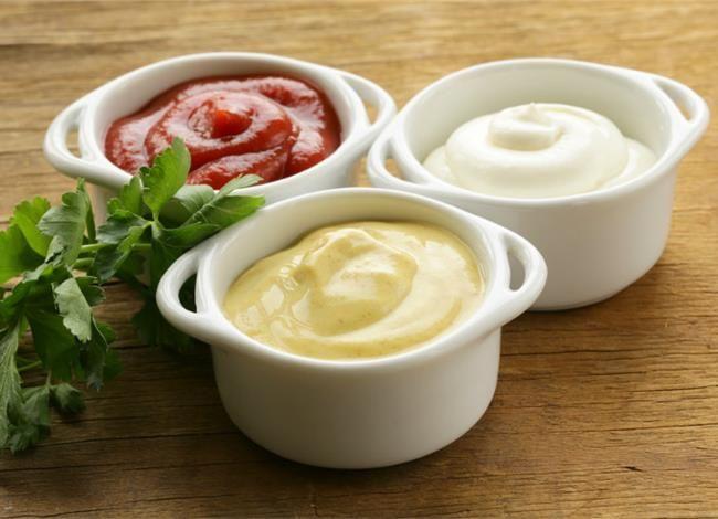 Yγιεινές σάλτσες με λίγες θερμίδες