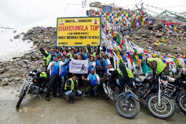 Leh Ladakh Bike Trip 2020 Bike Trips Bike Tour Trip