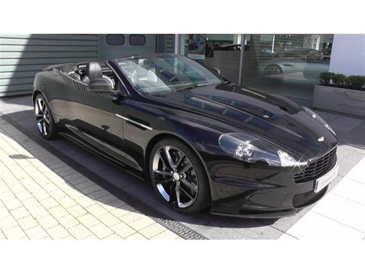 Used Aston Martin DBS V12 Automatic