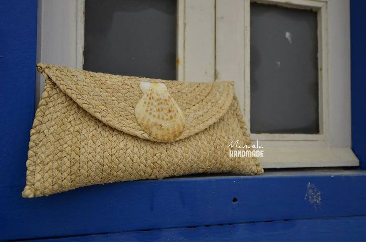 Summer clutch made by Manuela Pinho