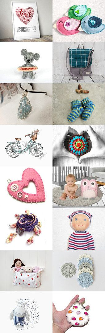 Think Sweet Things by Erzsébet Kis Jakab on Etsy--Pinned with TreasuryPin.com