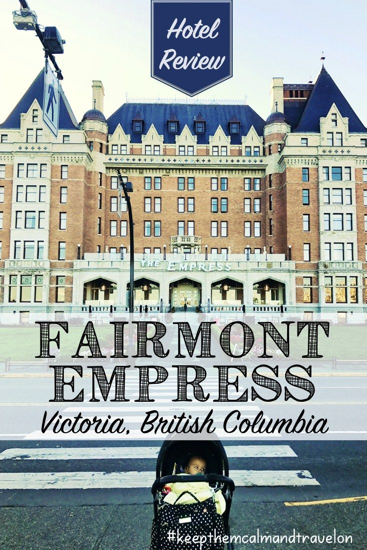 Wondering where to stay in Victoria? Here is my review of the family-friendly Fairmont Empress Hotel.
