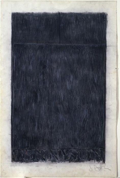 'Tennyson', 1959 by Jasper Johns