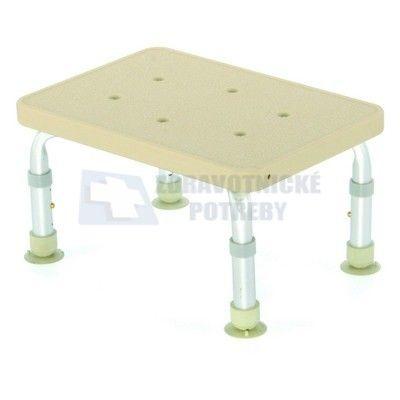Stolička s podnožkou k vaně  4055