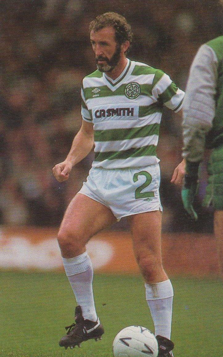 Danny McGrain Celtic 1987