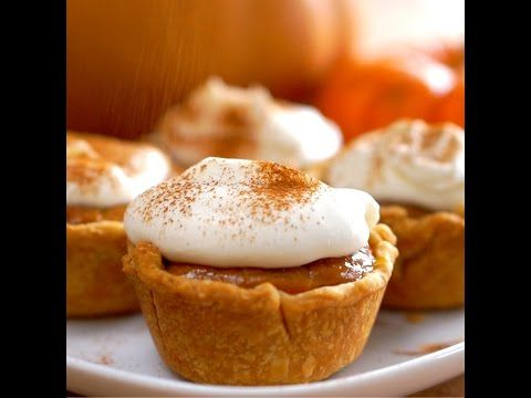 Mini Pumpkin Pies http://www.womenshealthmag.com/beauty/weird-cellulite-treatments