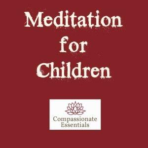 Meditation for Children #meditationtipsforkids