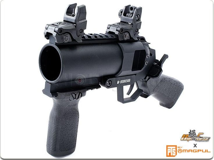Custom Pistol G...