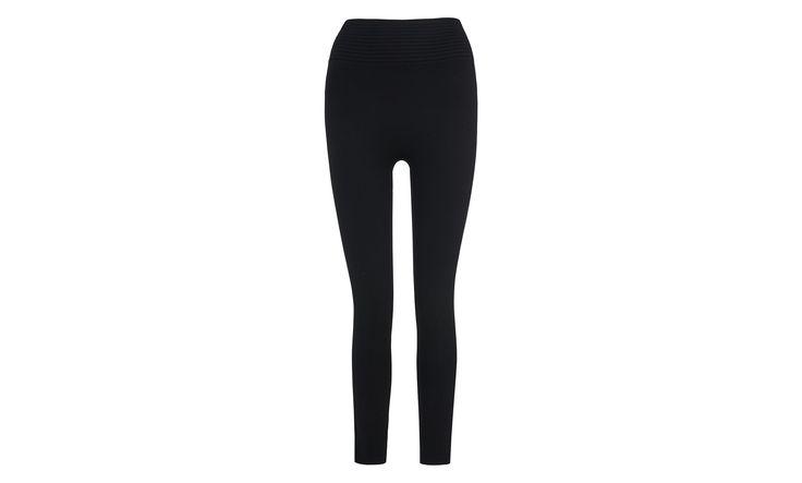 Spot Gym Legging, Black | WHISTLES