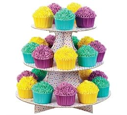 It is up to you to decide how you will make the most of cake decoration supplies to beautify them. Present these on pretty  cupcake stands and they will all be delighted.