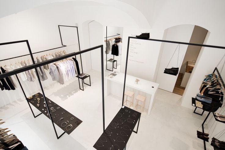 Focení interiéru Showroom v Klimentské 3 b