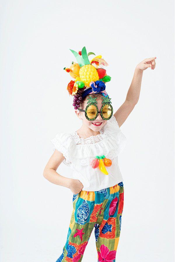 Carmen Miranda Costume | Oh Happy Day!