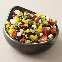 Salade de haricots rouges 5 Propoints                                                                                                                                                      Plus