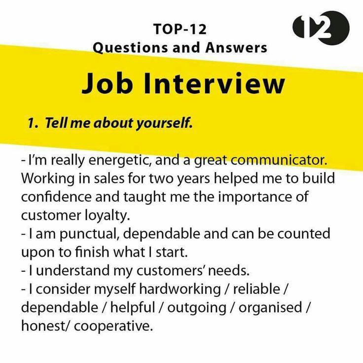 Interview Questions, Career, Carrera