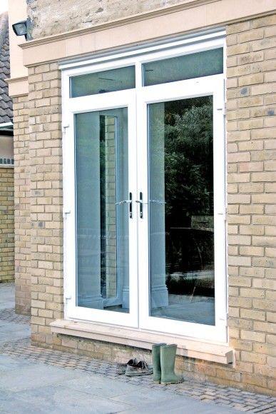 Best 25 upvc french doors ideas on pinterest exterior french doors doors with glass and for French doors exterior upvc made to measure