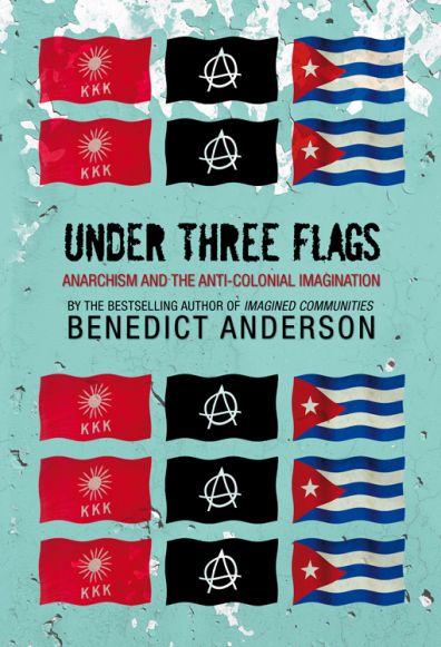 "Sampul depan ""Under Three Flags"" terbitan 2005"