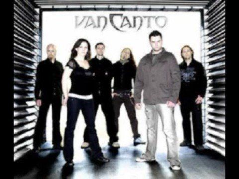 VAN CANTO  -  FEAR OF THE DARK (Iron Maiden cover)