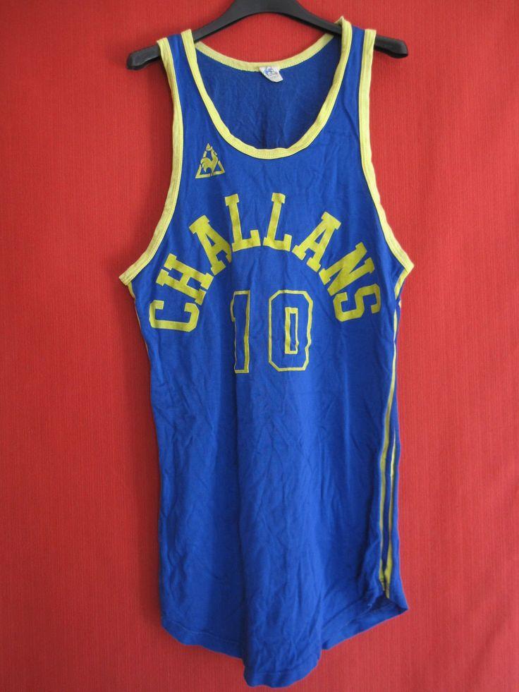 Maillot Basket Etoile sportive marais Challans basket porté Le coq Sportif - 5