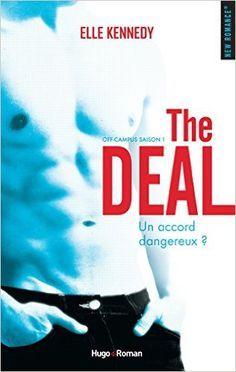 Telecharger The deal de Elle Kennedy Kindle, PDF, eBook, The deal PDF Gratuit