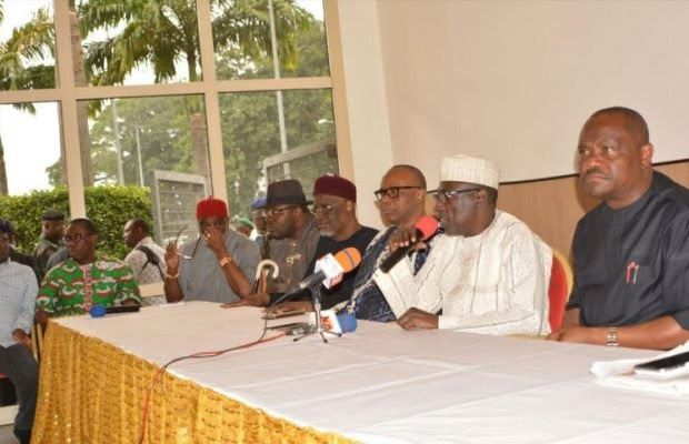 2019: PDP Zones Presidency To North, Vice-presidency To South