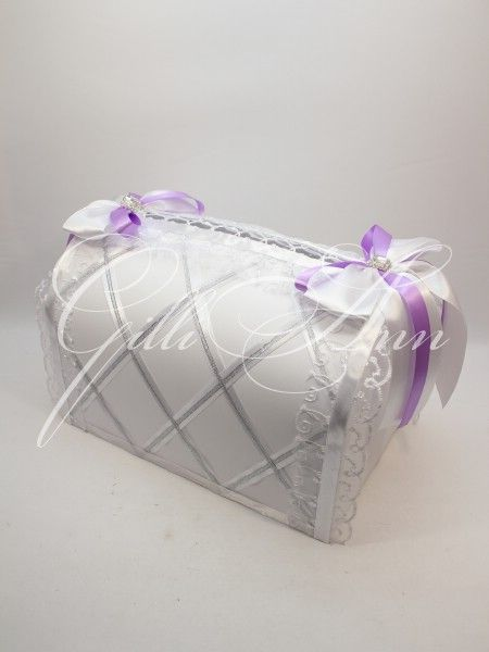 Казна для денег на свадьбу Gilliann Diamond Chic BOX042, http://www.wedstyle.su/katalog/anniversaries/wedding-box-money, wedding box