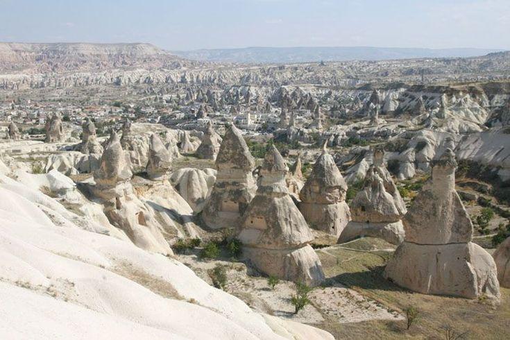 Cappadoce - Turquie - géologie