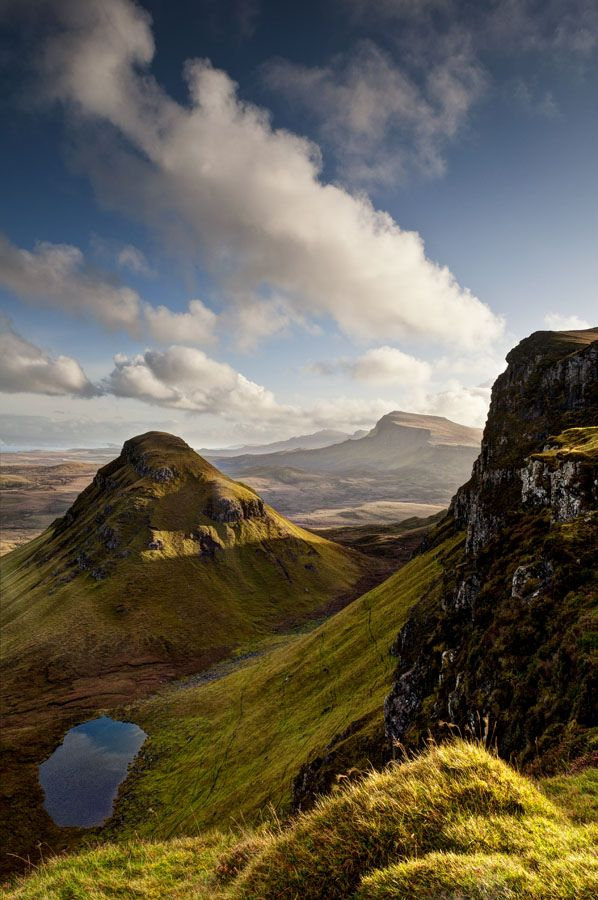 britain-land-of-hope-and-glory: Mountain with lake by paul mcgreevy on Getty Images — FUCKITANDMOVETOBRITAIN