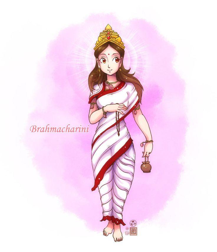 Shailaputri mata for first day Navratri 2015