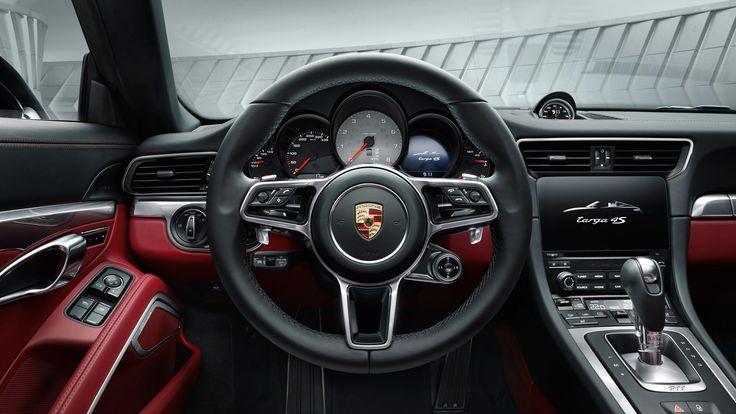 Porsche 911 Targa 4 Models