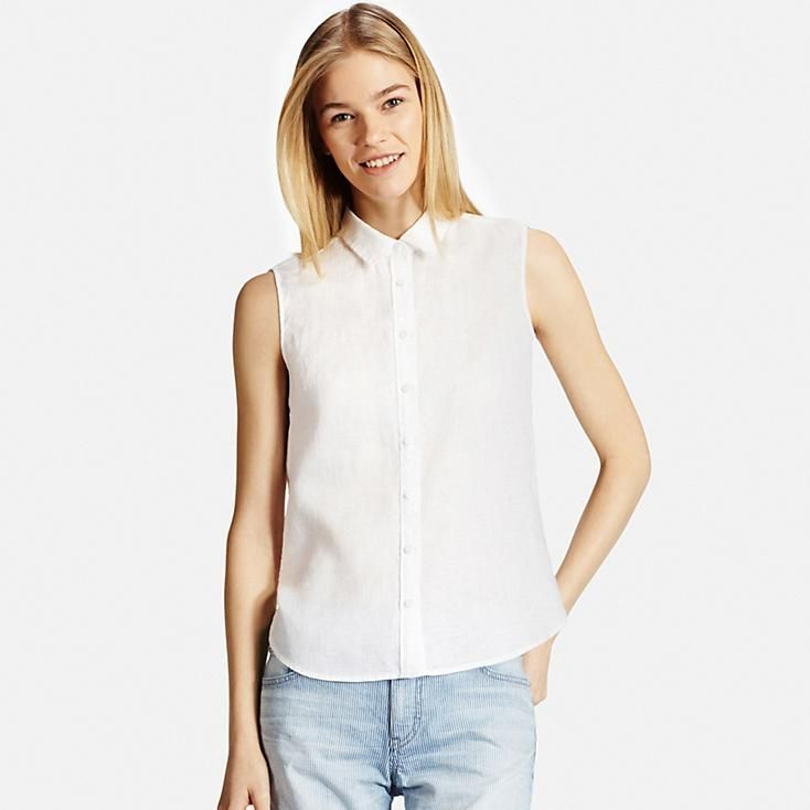 72 Best Uniqlo Linen Collection Images On Pinterest