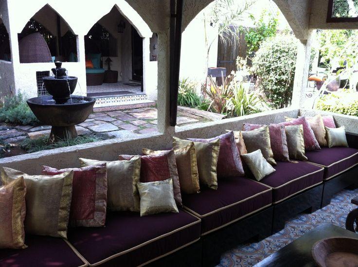Outdoor Indoor Loving Room   Indian Mediterranean And Spanish Style At  Www.tara Design. Spanish StyleLos AngelesIndoor