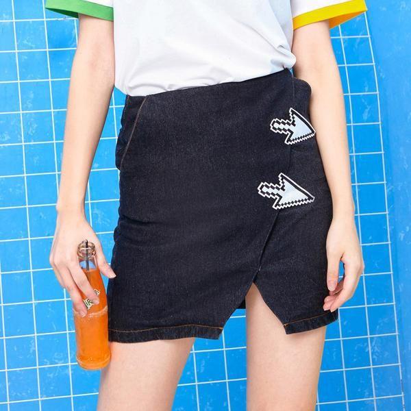 Cursor Skirt