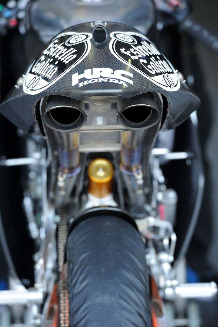 Honda Exhaust, Valencia Moto3 Test Feb 2014