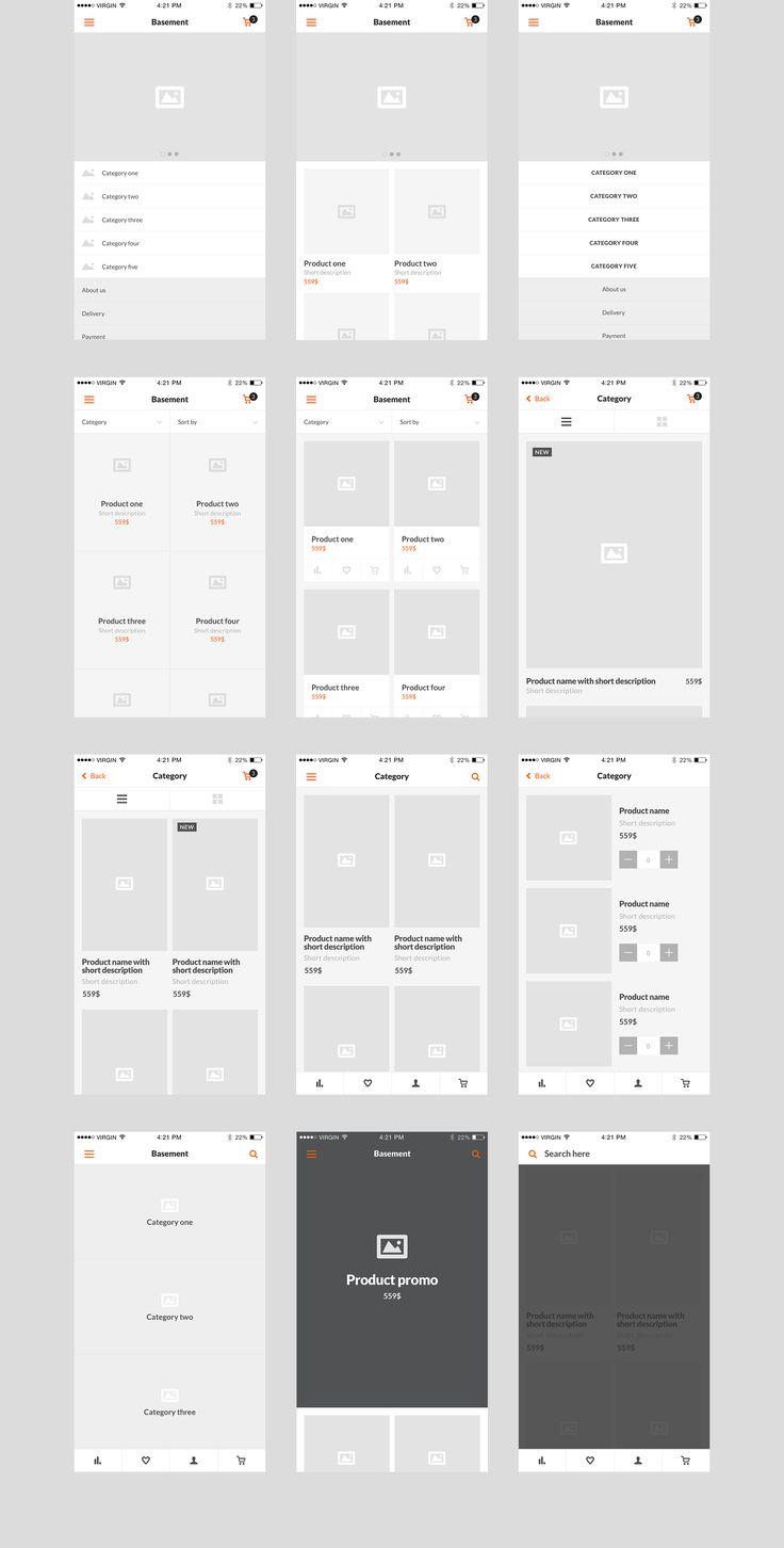 UI8 — Products — Basement iOS: E-commerce