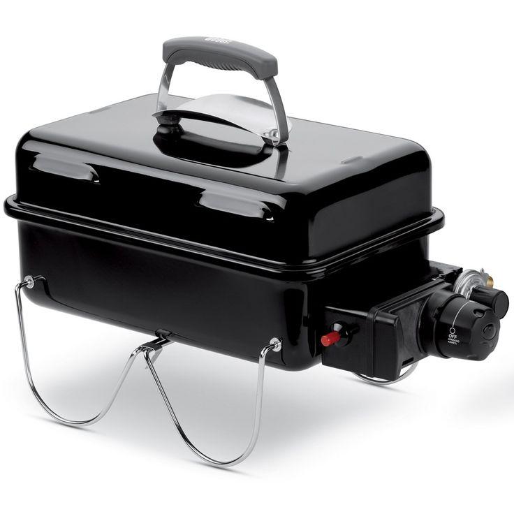 Weber Go-Anywhere Portable Gas BBQ