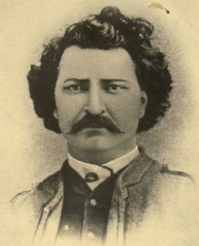 Louis Riel, part of Canada's history.