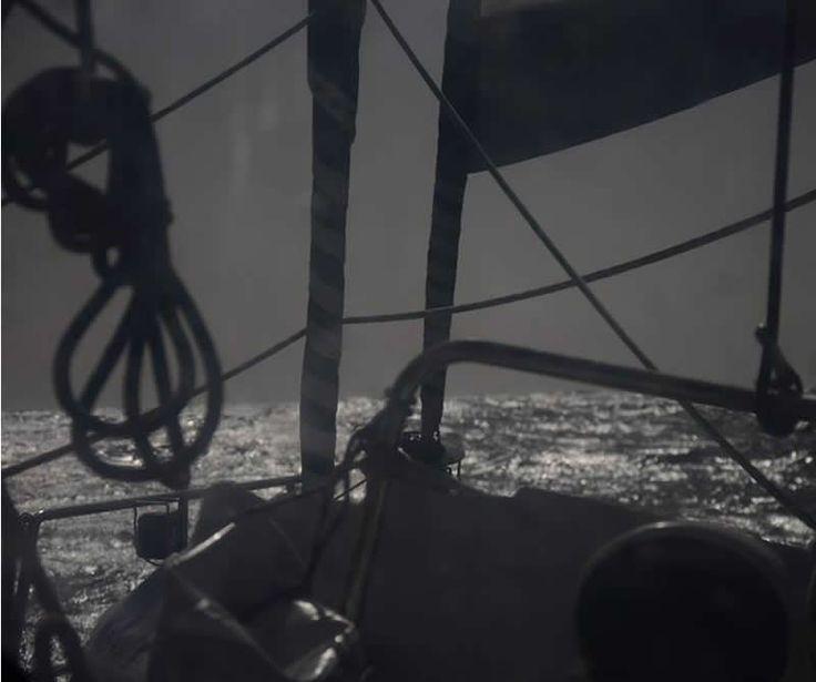 Crónicas: el Libertad atravesó el Atlántico