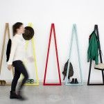 Galula's Pendura Coat Stand Brings Playful Geometry to Everyday Object