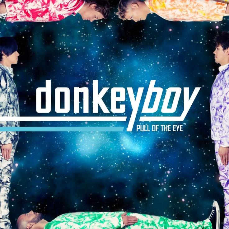 """DonkeyBoy y su single """"Pull of the love"""" lleno de sintetizadores y buena mezcla."""