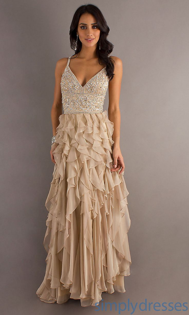 ....a little low at the neckline... beautiful otherwise!