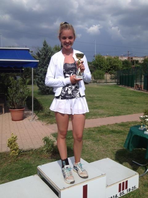 Charlotte Robillard-Millette - 7th ETC Cup  2014