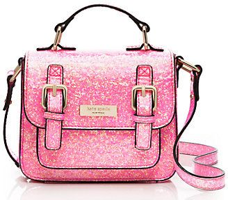 SPARKLY PINK PURSE!