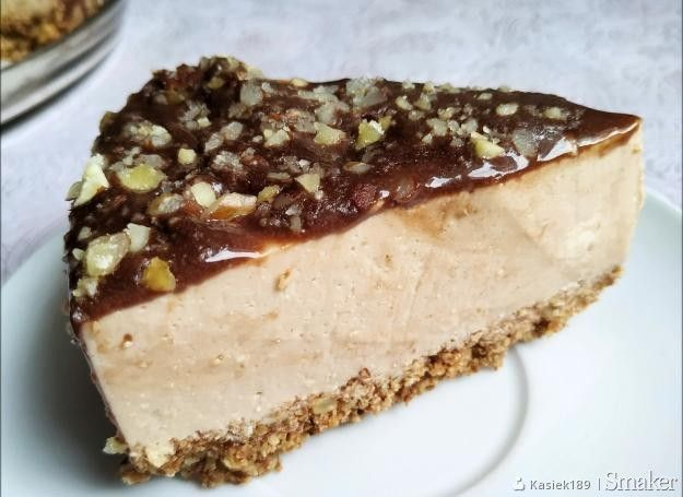 Sernik Kawowy Na Zimno Przepis Ze Smaker Pl Desserts Cheesecake Food