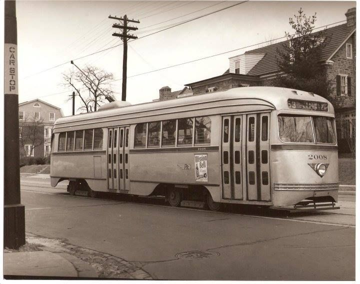 Both pennsylvania cities had pcc routes numbered 53