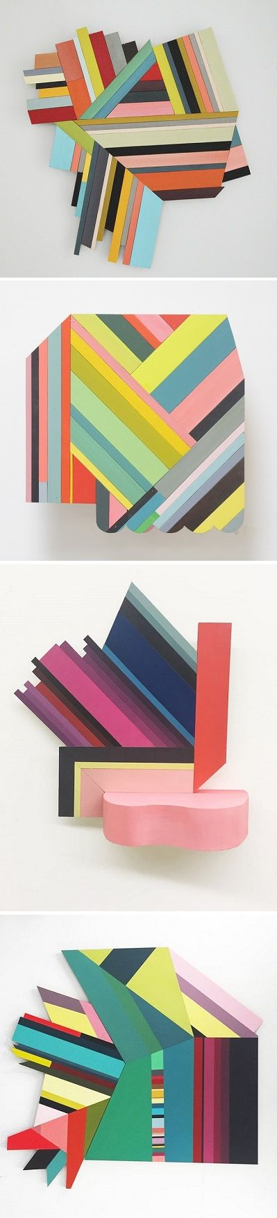 Paintings by Joey Slaughter / on the blog!